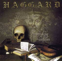 Haggard CD 'And Thou Shalt Trust The Seer' (NR-001)