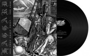 Haggard LP 'And Thou Shalt Trust The Seer' (NR-002)