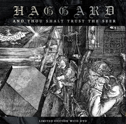 "Haggard CD+DVD ""And Thou Shalt Trust The Seer"" (NR-005)"
